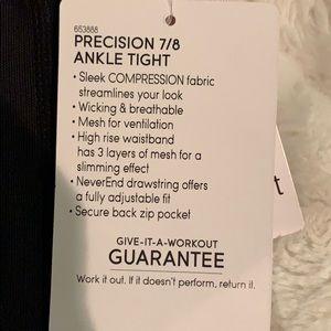 Athleta Pants - Athleta Precision 7/8 Ankle Tight